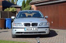 54 BMW 320D SE Saloon, Leather, Cruise Control, Parking Sensors,