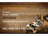 Building services / handyman