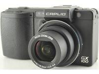 Ricoh Caplio GX100 Compact Digital Camera