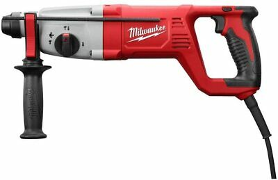 Milwaukee 5262-21  8-amp Corded 1-inch Sds D-handle Rotary Hammer Kit New