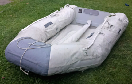 Sea wizard inflatable boat