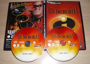 Los-Increibles-Pc-2-Discos-Espanol