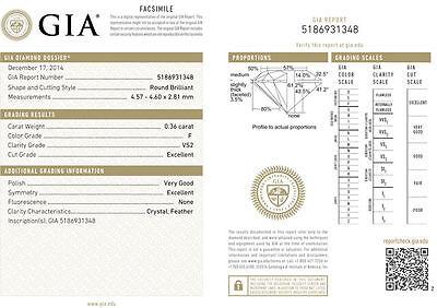 13.76 carat Round Diamond Tennis Bracelet Platinum 39 x 0.35-0.36 ct GIA E-F VS 1