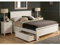 European king bed frame