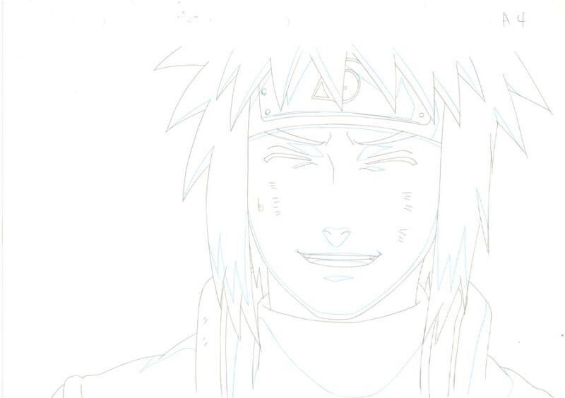 Anime Douga not Cel Naruto #314