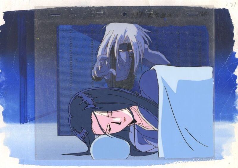 Anime Cel Yu Yu Hakusho #117