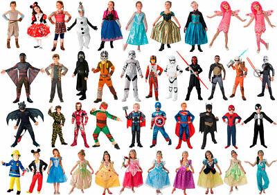 Kinder Kostüm Kita Fasching Disney Frozen Star Wars Mia Dragons Sam Princess