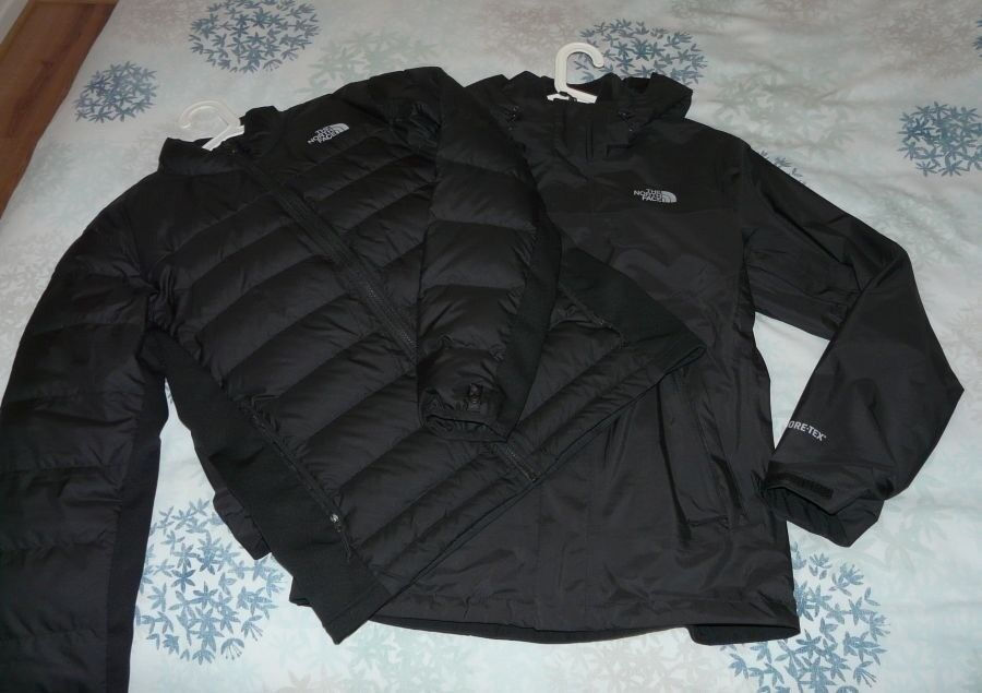 cd51f7954d2e The North Face Mountain Light Tri-Climate 3-in-1 Jacket Gore-tex Cost £300  NO OFFERS
