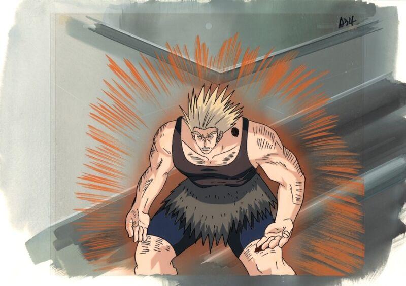 Anime Cel Hunter x Hunter #34
