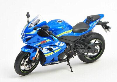 NEW Genuine 1:12 Suzuki GSXR GSX-R 1000R Diecast Motorcycle Bike Model Ornaments