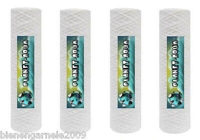 3 x 10 Zoll Filterkerze 1 Micron Sediment Kartusche Wasserfilter Osmose Anlage 1 Micron Wasserfilter