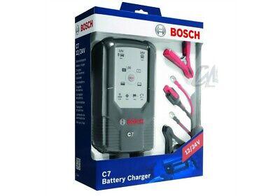 Cargador Mantenedor Cargador Bosch C7 Batería Charger 12 / 24V 018999907M segunda mano  Embacar hacia Spain