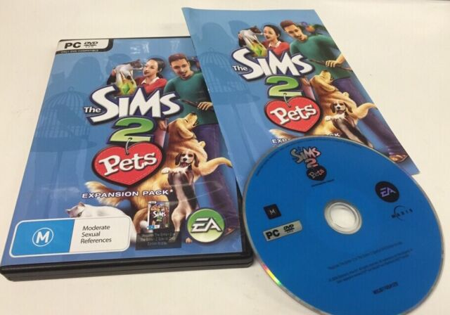 The Sims 2 Pets Expansion Pack PC Game