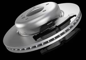 Mobile braking pads/discs replacement fiting - fixing at home