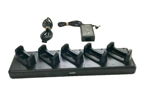 Brand New Zebra Motorola TC55 5 Slot Charger Cradle CRDUNIV-55-5000R TC55AH