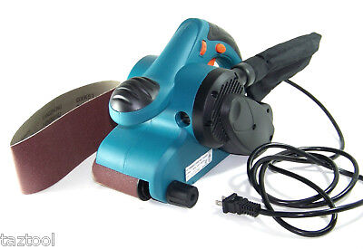 3 X 21 Variable Speed Electric Power Belt Sander Pitbull