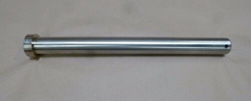 """1-1/2"""" DIAMETER SHANK X 16"""" LONG STAINLESS STEEL CLEVIS PIN EJ-20041 MADE IN USA"""