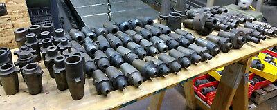 45 Taper Universal Kwik Switch Holders- 4 Series - Lot Of 70