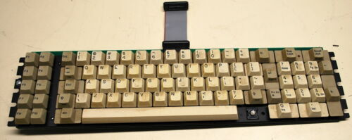 Vintage KB 083  TAIWAN Keyboard  - ships worldwide!