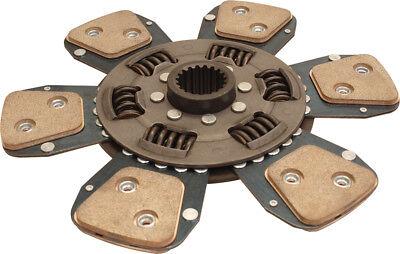Re177574 Clutch Disc 6 Pad For John Deere 5076e 5076ef 5076el 5082e Tractors