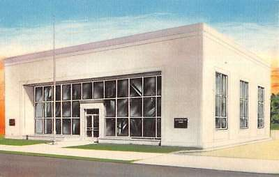 The Metropolitan Bank Of Lima Ohio Vintage Postcard L953