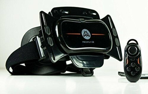 freefly mobile virtual reality headset and glide