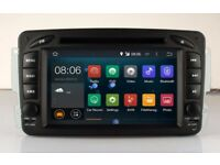 Mercedes-Benz C-W203/CLK-W209 Car CD DVD Player Android 5.1 /GPS/4G internet Full Hd Model