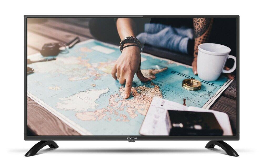 "Dyon Fernseher ENTER 32 Pro-X2, 32"", 80 cm, Triple Tuner, USB, HDMI, EEK:A"