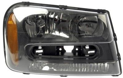 Headlight Assembly fits 2002-2007 Chevrolet Trailblazer  DORMAN