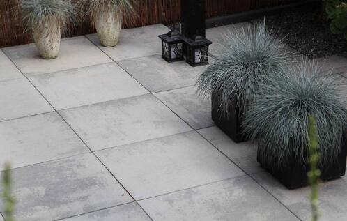 Grijze Tegels Tuin : ≥ mbi terrastegels 60x60 cm grijs voor tuin tegels en terrasdelen