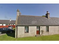 1 bed house in Hill of Fearn, Tain, Easter Ross, IV20 1TL