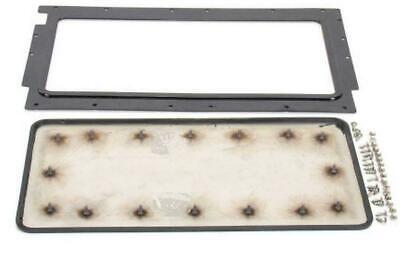 New Turbochef Ngc-3010 Shunt Door Frame Seal Service Kit Fits Rapid Cook Oven