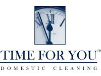£9-£10 phr - Cleaner for Private Homes - PART TIME / FLEXIBLE hours to suit YOU