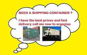 USED Shipping containers Brisbane Area, $ 1815 Brisbane City Brisbane North West Preview
