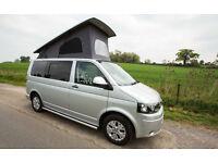 VW Transporter Campervan.
