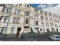 Fully furnished small one bedroom, ground floor flat for rent, Clarence Street, Paisley