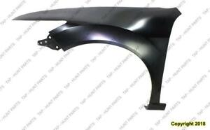 Fender Front Driver Side Acura TSX 2009-2014