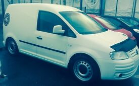 VW caddy TDI...excellent condition