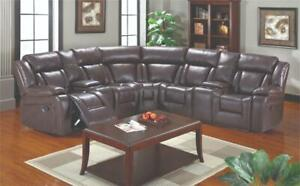 FREE GIFT OVER SALE $999 Warehouse furniture visit our website www.aerys.ca 4167437700, We also carry Ashley Furniture!!