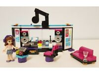 Lego Friends - Pop Recording Studio (41103)