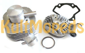 Simson Zylinder 63ccm Kolben KR51/1 Schwalbe Duo Star Motor Tuning ALMOT 60 cm³