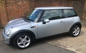 2006 AUTOMATIC MINI COOPER VERY LOW MILEAGE AIR CONDITIONING LEATHER TRIM AUTO MINI COOPER