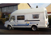 Bargain! LDV Convoy, 2 berth, Diesel, Hot water, NEW MOT