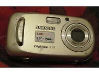 Samsung Digimax A50 DIGITAL CAMERA
