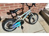 "Lightweight Aluminium 14"" bicycle"