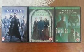 DVD The Matrix