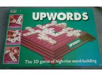 Upwords 3D Board Games