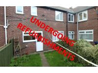 ***NEWLY ADDED***Snowdon Gardens, Lobley Hill, Gateshead .No Bond*. DSS Welcome. LOW MOVE IN COST.