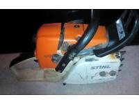 Stihl Ms361 chainsaw 2005