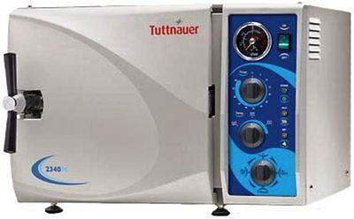 Brand New Tuttnauer 2340m - Autoclave Sterilizer With 1 Year Warranty